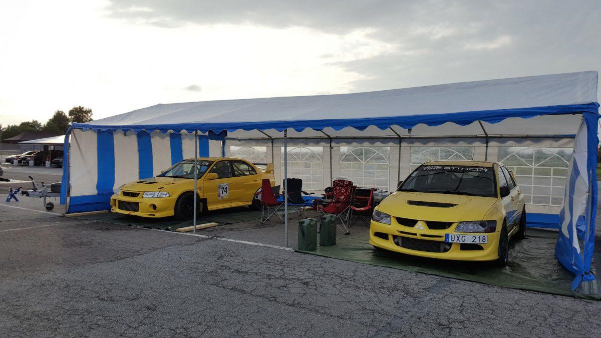 Racerapport: Karlskoga